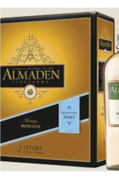 Almaden-Moscato-Box