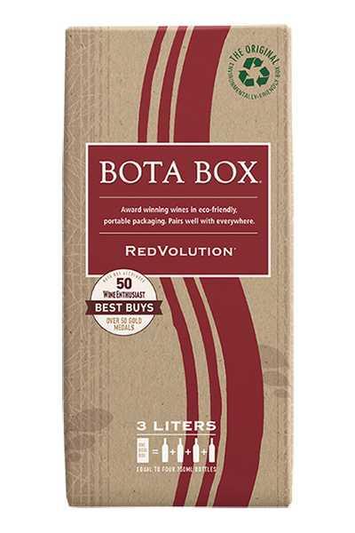 Bota-Box-RedVolution