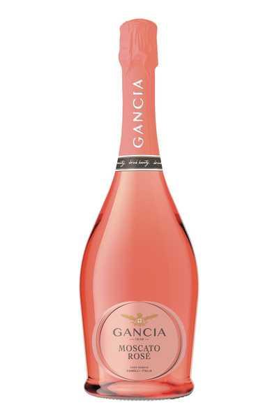 Gancia-Moscato-Rosé