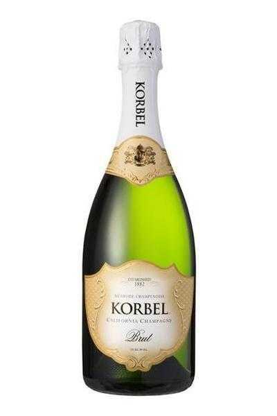 Korbel-Brut-California-Champagne