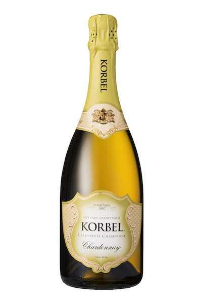 Korbel-Chardonnay-California-Champagne