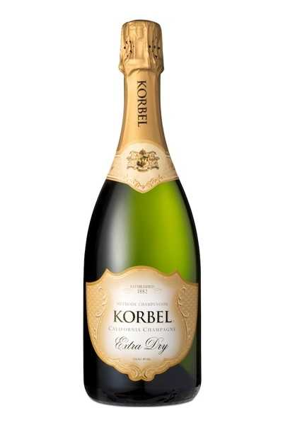 Korbel-Extra-Dry-California-Champagne