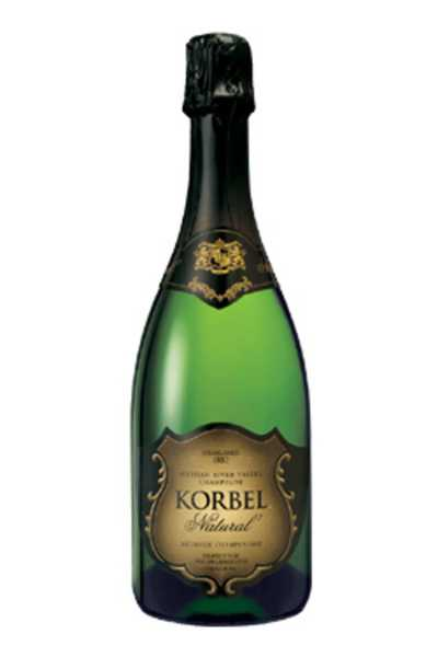 Korbel-Natural'-California-Champagne