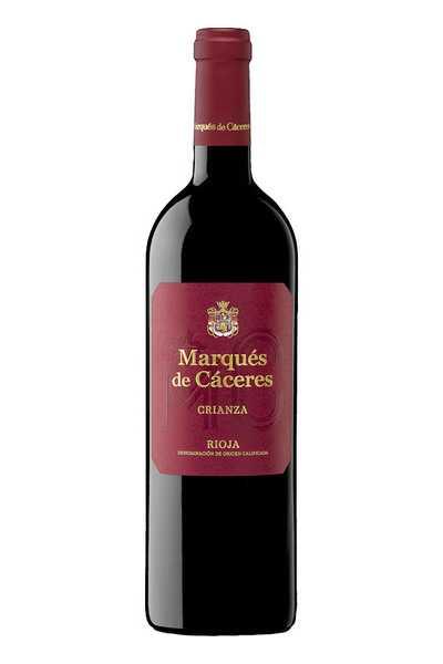 Marqués-De-Cáceres-Crianza-Rioja