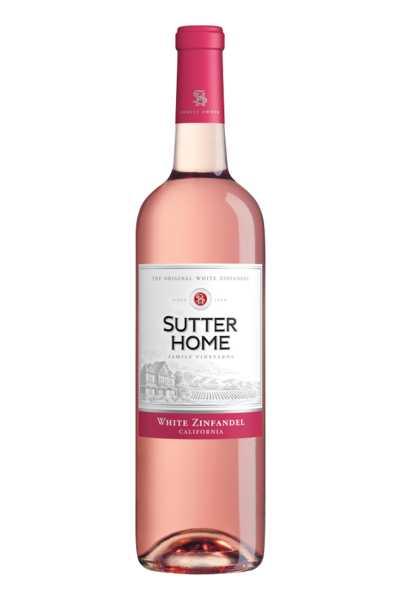 Sutter-Home-White-Zinfandel