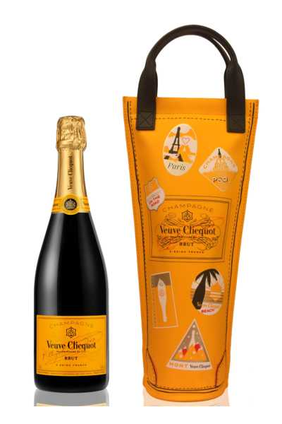 Veuve-Clicquot-Yellow-Label-Shopping-Bag