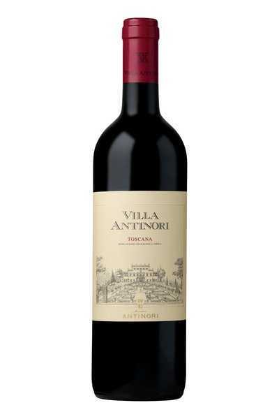 Villa-Antinori-Toscana-Rosso