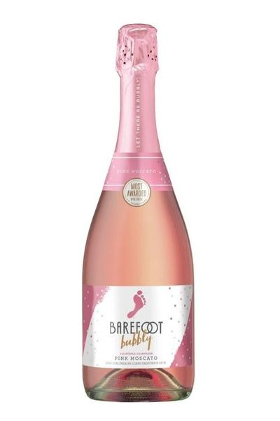 Barefoot-Bubbly-Pink-Moscato-Champagne
