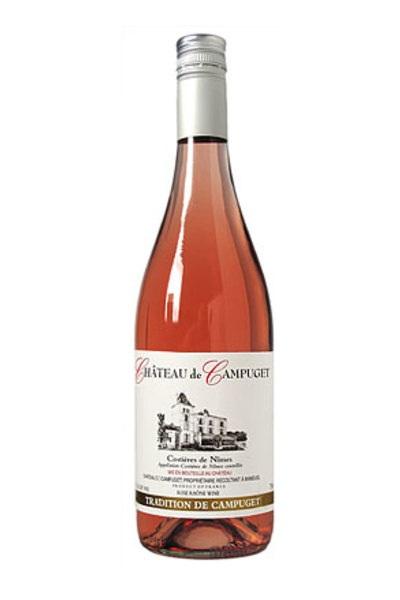 Chateau-De-Campuget-Rosé-Tradition