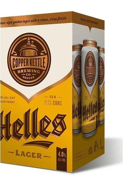 Copper-Kettle-Helles-Lager