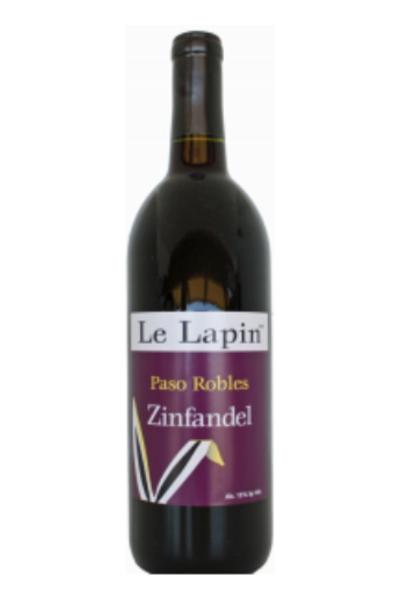 Le-Lapin-White-Zinfandel