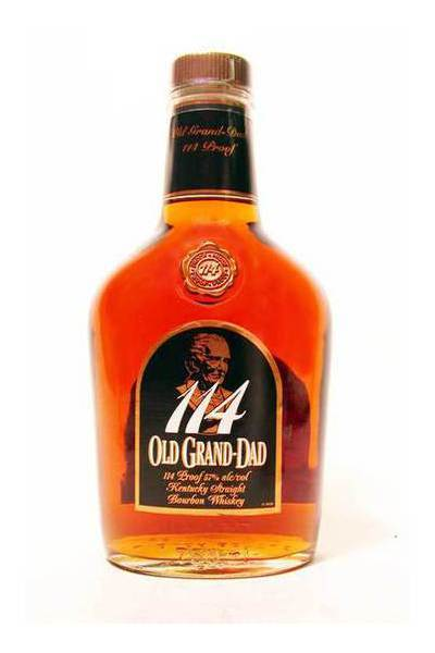 Old-Grand-Dad-114-Proof-Bourbon-Whiskey
