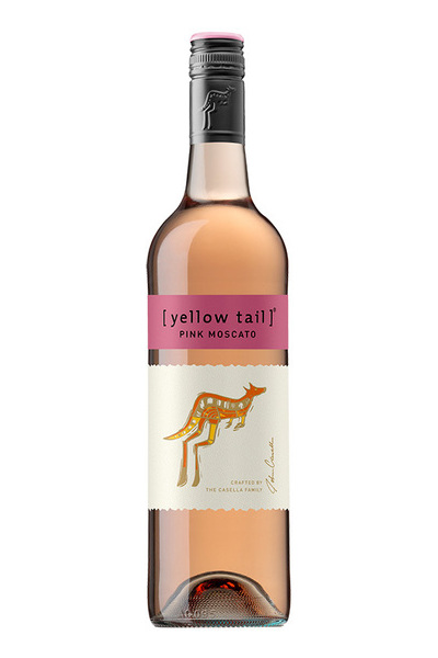 [-yellow-tail-]-Pink-Moscato