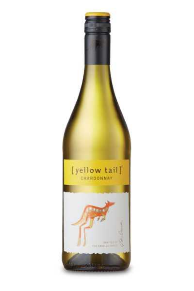 [-yellow-tail-]-Chardonnay