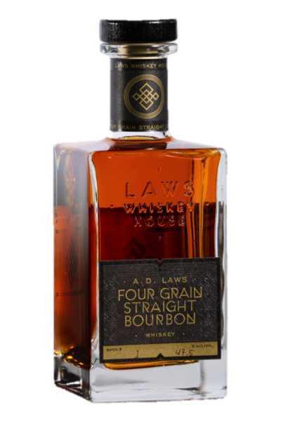 A.D.-Laws-Four-Grain-Straight-Bourbon-Whiskey