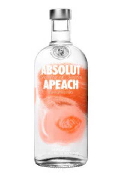 Absolut-Apeach-Vodka