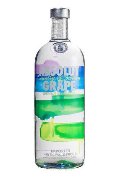 Absolut-Grape-Vodka