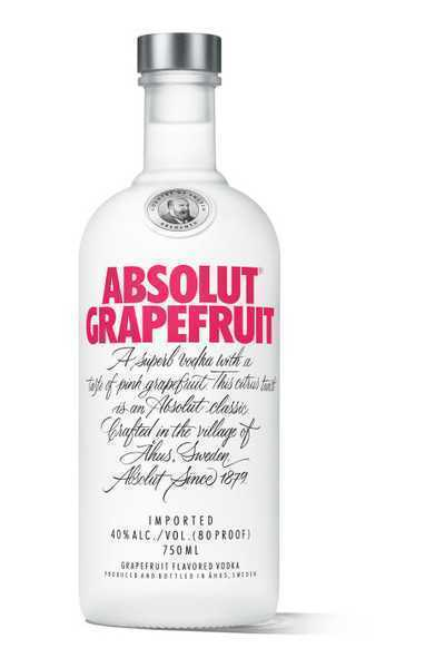 Absolut-Grapefruit-Vodka