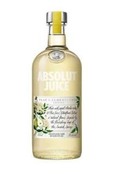 Absolut-Juice-Pear-&-Elderflower-Vodka