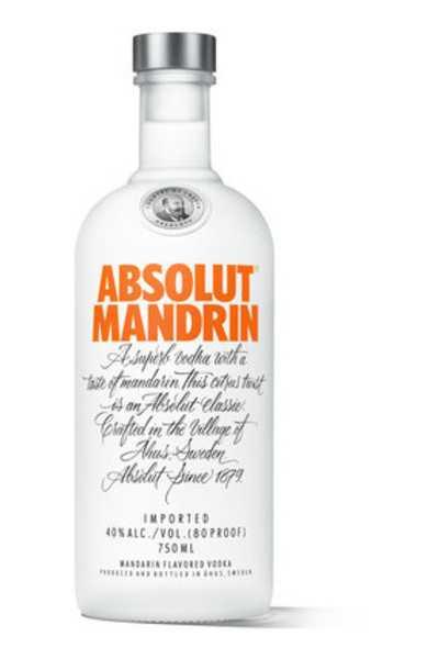 Absolut-Mandrin-Vodka