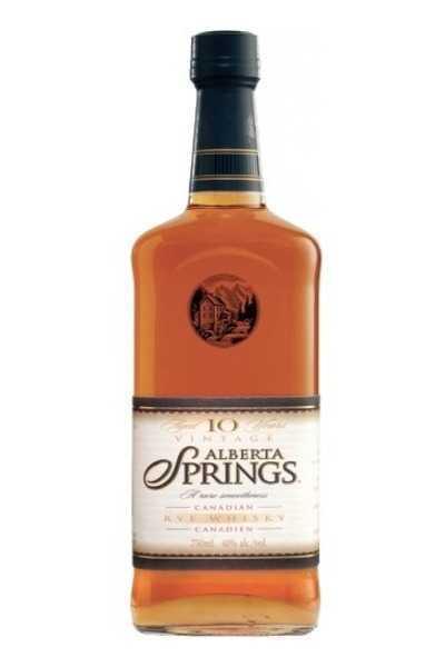 Alberta-Springs-10-Year-Rye-Whisky