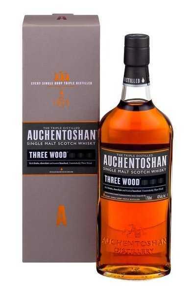 Auchentoshan-Three-Wood-Lowland-Single-Malt-Scotch
