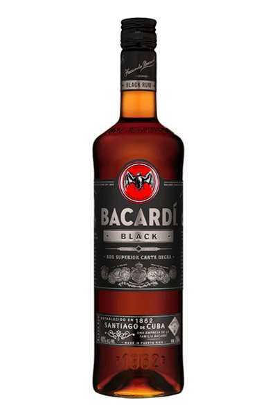 BACARDÍ-Black-Rum