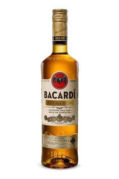 BACARDÍ-Gold-Rum