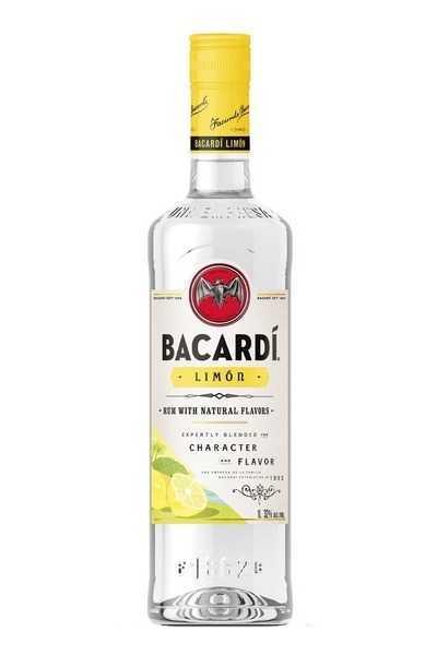 BACARDÍ-Limón-Flavored-White-Rum