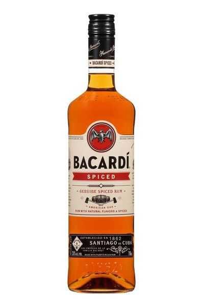 BACARDÍ-Spiced-Rum