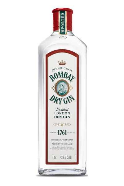 BOMBAY®-DRY-Gin