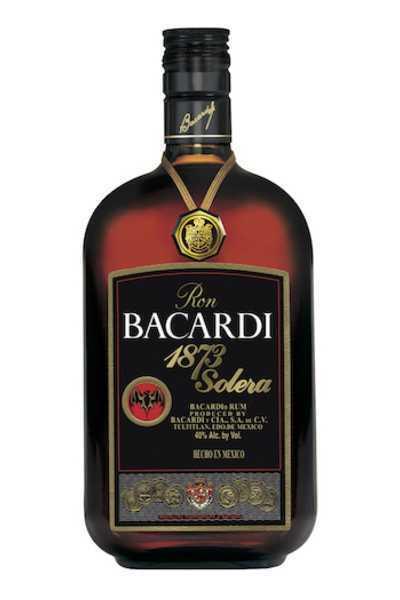 Bacardi-Rum-Solera
