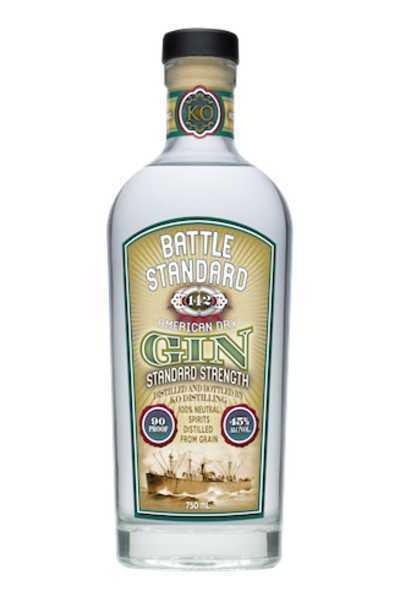 Battle-Standard-American-Dry-Gin-Standard-Stength
