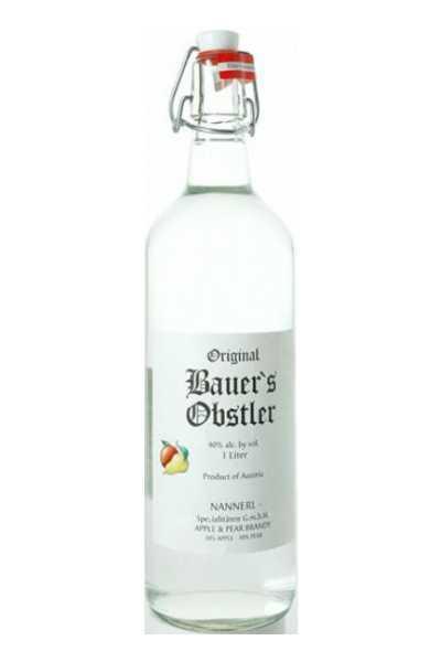 Bauer's-Obstler-Brandy