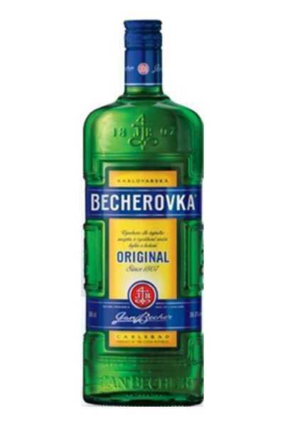 Becherovka-Herbal-Liqueur