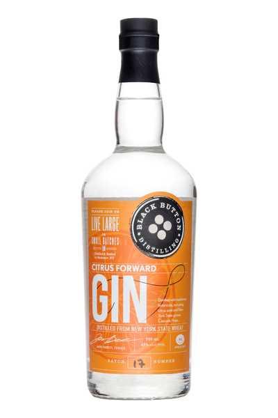 Black-Button-Citrus-Forward-Gin