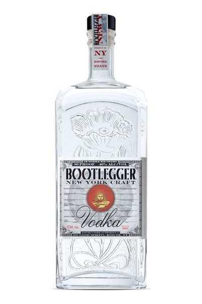 Bootlegger-New-York-Craft-Vodka