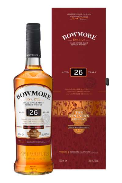 Bowmore-26-Year
