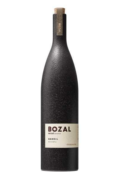 Bozal-Barril-Mezcal