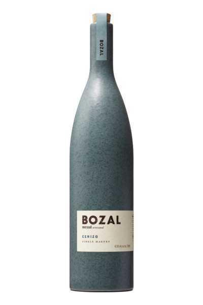 Bozal-Cenizo-Mezcal