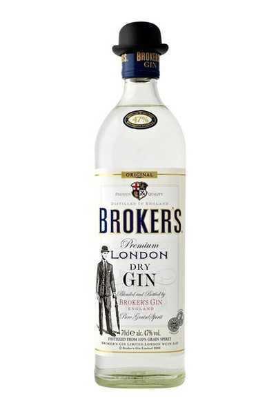 Brokers-Gin