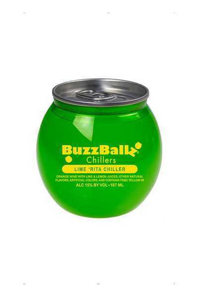 BuzzBallz-Lime-'Rita-Chiller