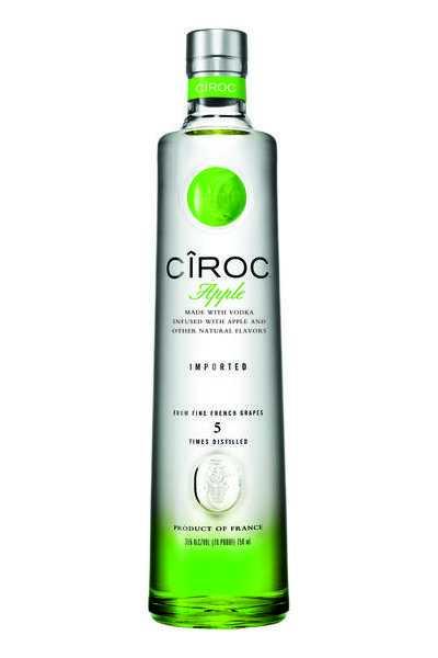 CIROC-Apple-Vodka