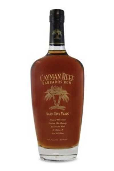 Cayman-Reef-5-Year-Old-Rum-–-BevMo!-Private-Collection