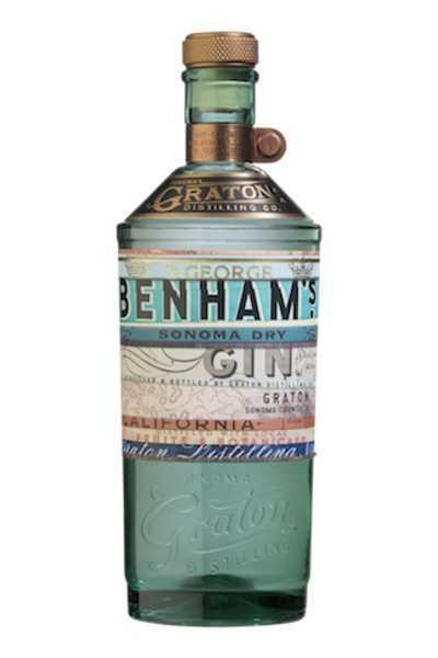D.-George-Benham's-Sonoma-Dry-Gin