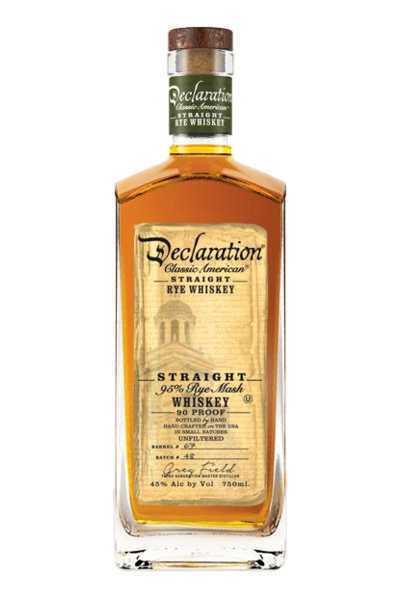 Declaration-Straight-Rye-Whiskey