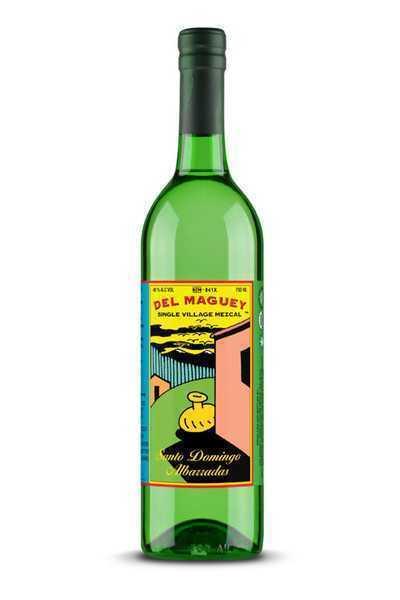 Del-Maguey-Santo-Domingo-Albarradas-Mezcal