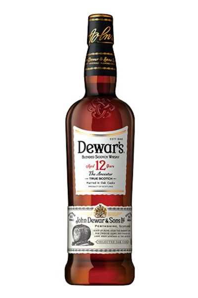 Dewar's-12-Year-Blended-Scotch-Whisky