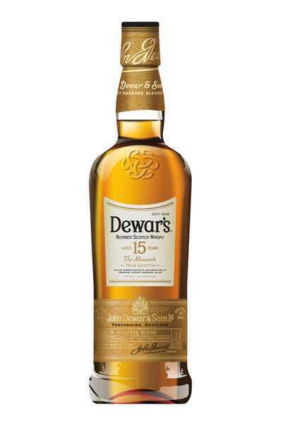 Dewar's-15-Year-Blended-Scotch-Whisky