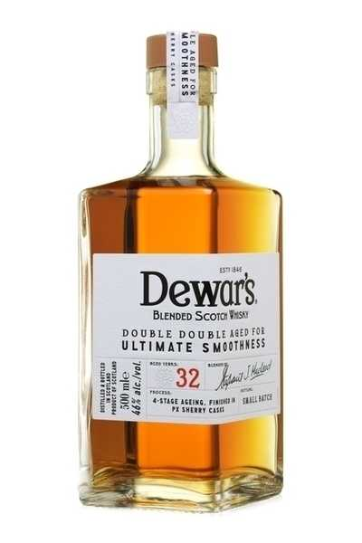 Dewar's-Double-Double-Aged-Blended-Scotch-32-Year